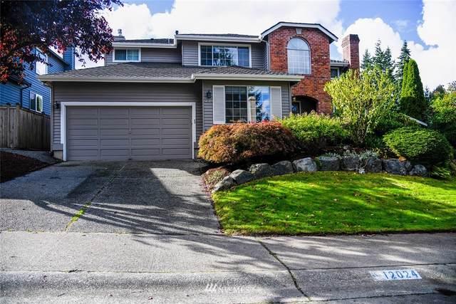 12024 40th Drive SE, Everett, WA 98208 (#1670885) :: Ben Kinney Real Estate Team