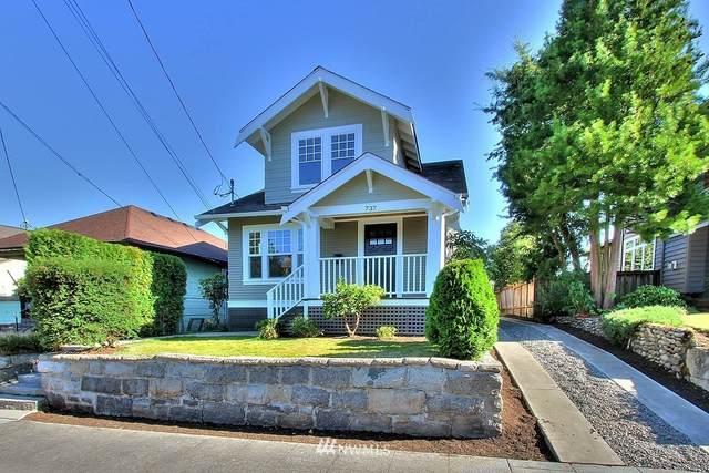 737 N 71st Street, Seattle, WA 98103 (#1670904) :: Ben Kinney Real Estate Team
