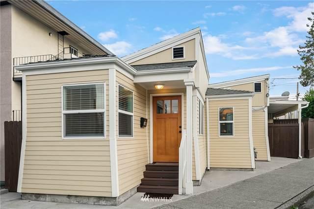 7208 Linden Avenue N, Seattle, WA 98103 (#1670934) :: Ben Kinney Real Estate Team