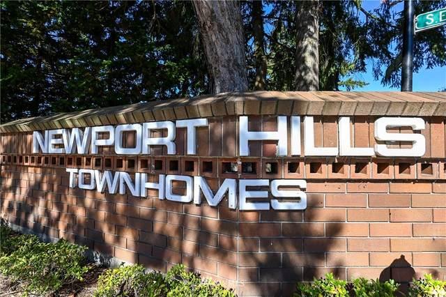 12250 SE 60th Street #53, Bellevue, WA 98006 (#1670948) :: Pickett Street Properties