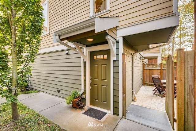 4504 NE 55th Street B, Seattle, WA 98105 (#1670956) :: Ben Kinney Real Estate Team