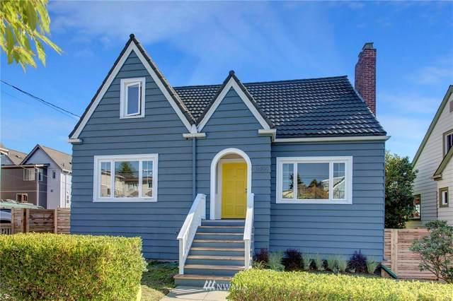 8406 Linden Avenue N, Seattle, WA 98103 (#1670964) :: Ben Kinney Real Estate Team