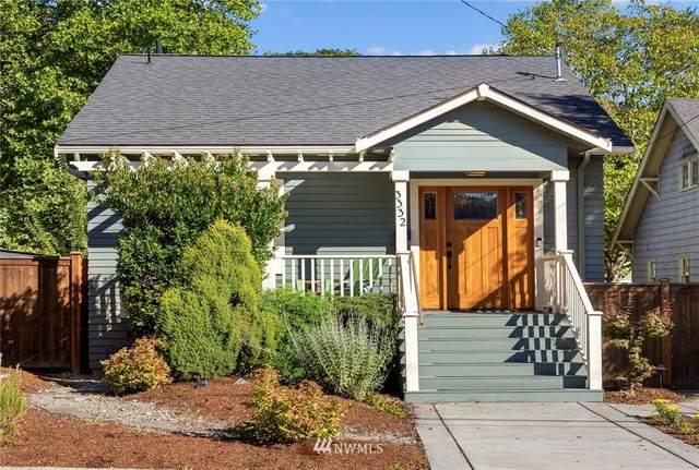 3332 35th Avenue S, Seattle, WA 98144 (#1671047) :: NextHome South Sound