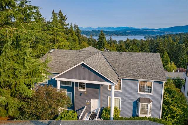3402 161st Court SE E23, Bellevue, WA 98008 (#1671062) :: The Robinett Group