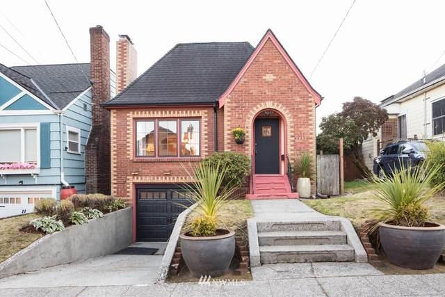 943 N 82nd Street, Seattle, WA 98103 (#1671065) :: Pickett Street Properties