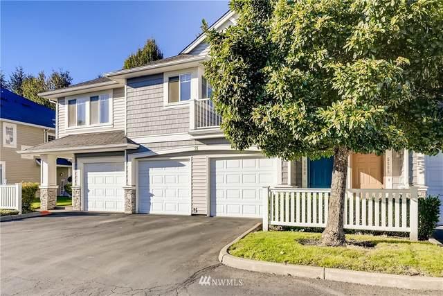 5506 S 234th Place 21-3, Kent, WA 98032 (#1671134) :: Mike & Sandi Nelson Real Estate