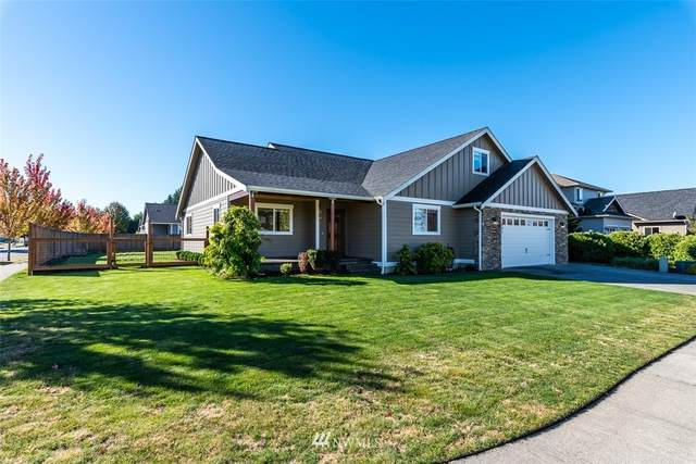 837 Maple Ridge Drive, Everson, WA 98247 (#1671250) :: Mike & Sandi Nelson Real Estate