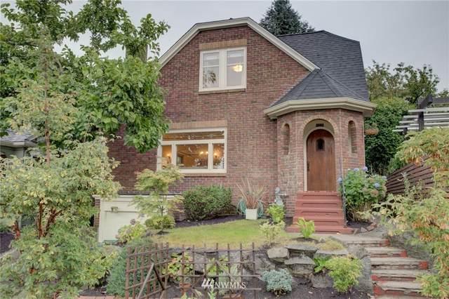 815 NW 73rd Street, Seattle, WA 98117 (#1671266) :: Ben Kinney Real Estate Team