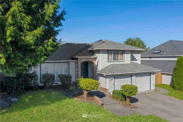 2824 SW 342nd Place, Federal Way, WA 98023 (#1671286) :: Ben Kinney Real Estate Team