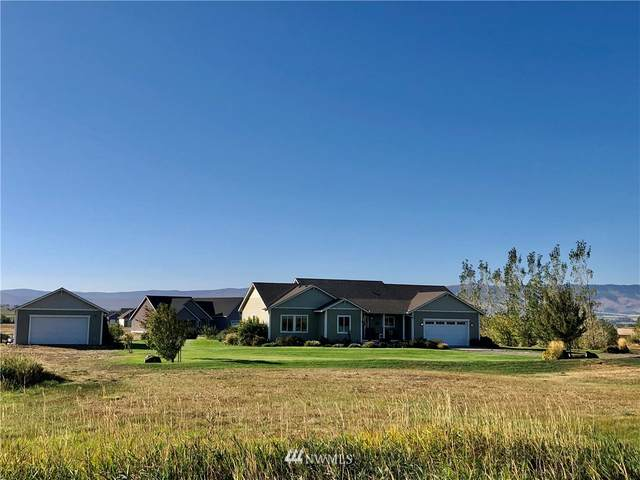 52 Old Glory Lane, Ellensburg, WA 98926 (#1671289) :: Keller Williams Realty