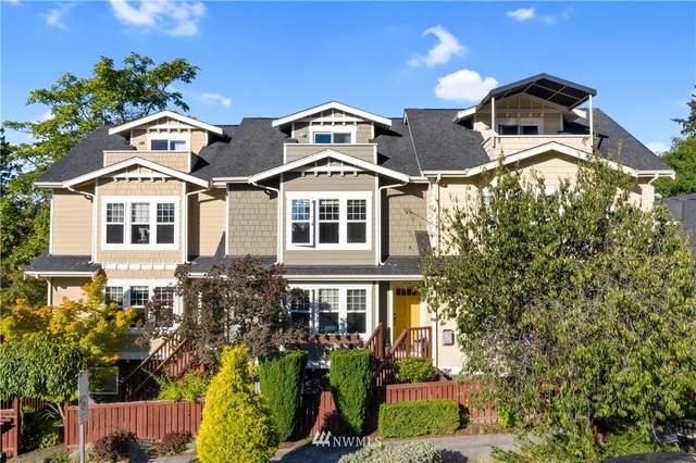 5511 26th Avenue NE A, Seattle, WA 98105 (#1671330) :: Pickett Street Properties