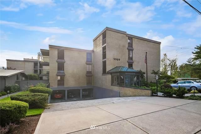 9909 NE 1st Street #301, Bellevue, WA 98004 (#1671332) :: Mike & Sandi Nelson Real Estate