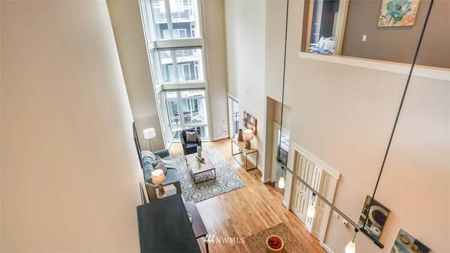699 John Street #712, Seattle, WA 98109 (#1671388) :: Pickett Street Properties