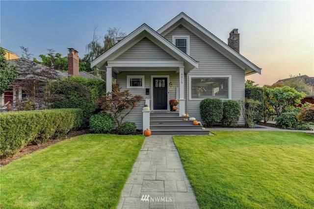 4315 NE 43rd Street, Seattle, WA 98105 (#1671548) :: Becky Barrick & Associates, Keller Williams Realty