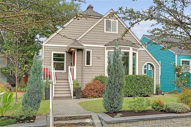 7319 Keen Way N, Seattle, WA 98103 (#1671600) :: Ben Kinney Real Estate Team