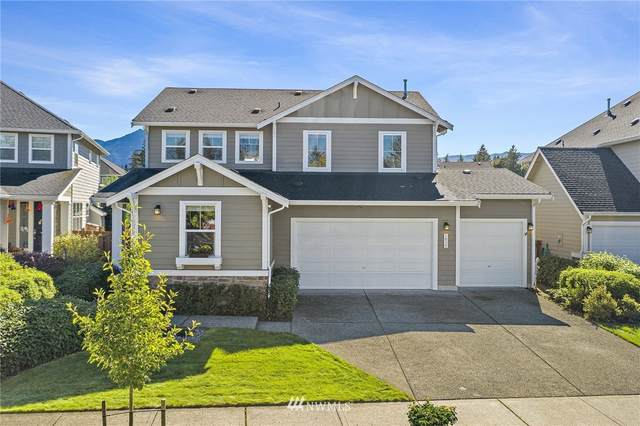 1035 SE 10th Street, North Bend, WA 98045 (#1671657) :: NW Home Experts