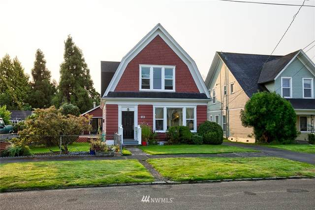 813 5th Street, Hoquiam, WA 98550 (#1671700) :: NW Home Experts