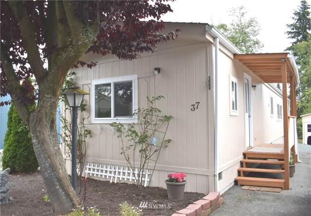 9931 18th Avenue W #37, Everett, WA 98204 (#1671745) :: Pickett Street Properties