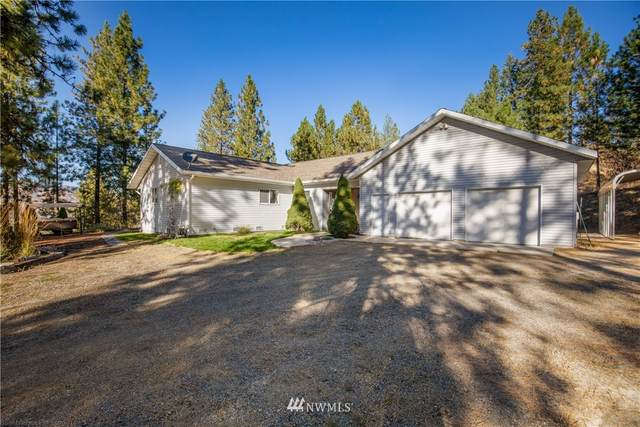 1636 Pingston Creek Road C, Kettle Falls, WA 99141 (#1671808) :: NextHome South Sound