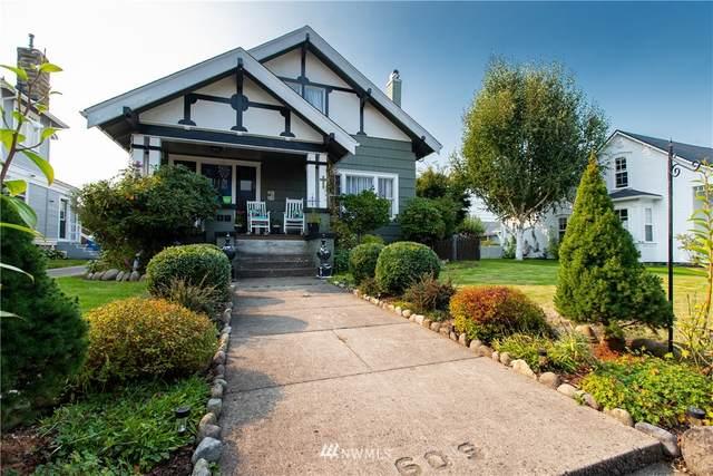 609 G Street, Centralia, WA 98531 (#1671837) :: M4 Real Estate Group