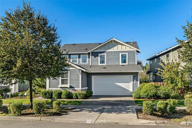 1022 SE 11th Street, North Bend, WA 98045 (#1671868) :: NW Home Experts