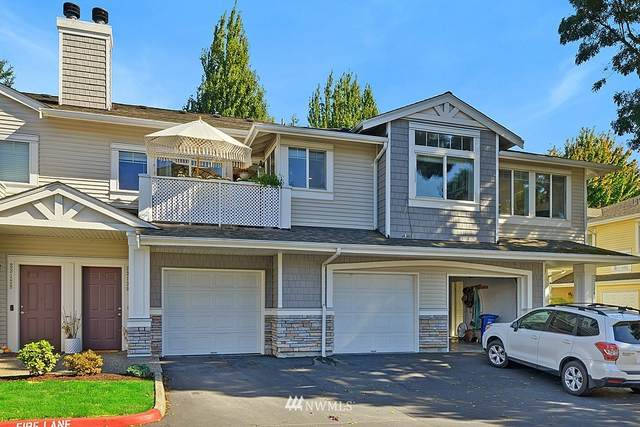 23130 59th Place S 13-4, Kent, WA 98032 (#1671995) :: Mike & Sandi Nelson Real Estate