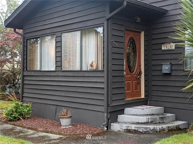 1424 Marion Street, Hoquiam, WA 98520 (#1672025) :: Pickett Street Properties