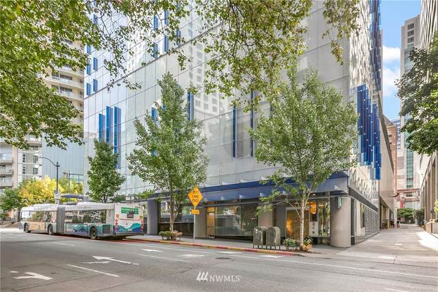 737 Olive Way #3404, Seattle, WA 98101 (#1672159) :: Alchemy Real Estate