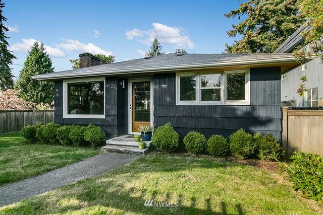 4926 SW Hudson Street, Seattle, WA 98116 (#1672215) :: Mike & Sandi Nelson Real Estate