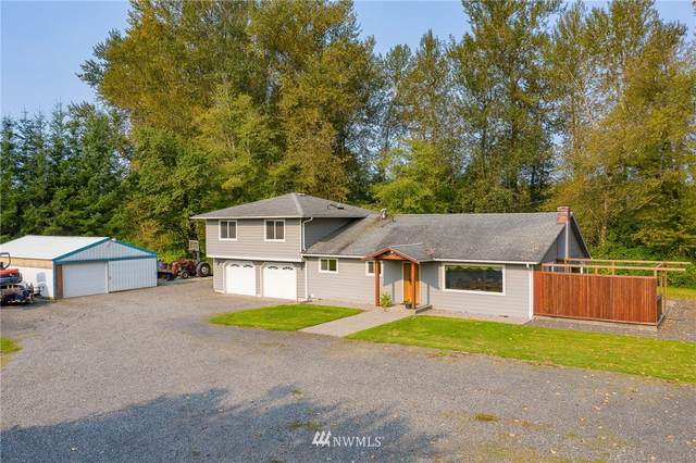 210 Old Everson Road, Everson, WA 98247 (#1672403) :: Mike & Sandi Nelson Real Estate