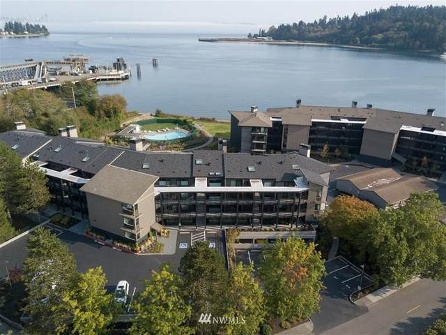 400 Harborview Drive SE #217, Bainbridge Island, WA 98110 (#1672529) :: The Robinett Group