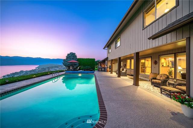327 Highpoint Place, Chelan, WA 98816 (#1672713) :: Pickett Street Properties