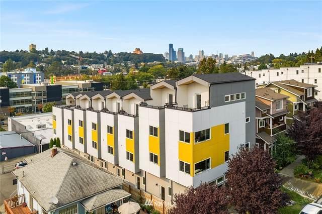 1919 24th Avenue S H, Seattle, WA 98144 (#1672780) :: Ben Kinney Real Estate Team