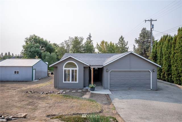 226 W 1st Street W, Waterville, WA 98858 (#1672817) :: The Shiflett Group