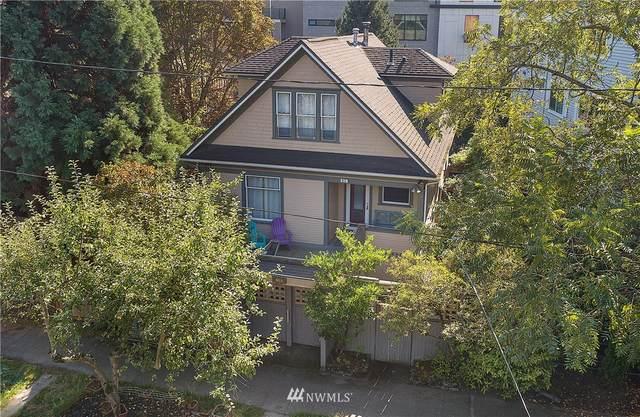 913 N 35th Street, Seattle, WA 98103 (#1672906) :: Alchemy Real Estate