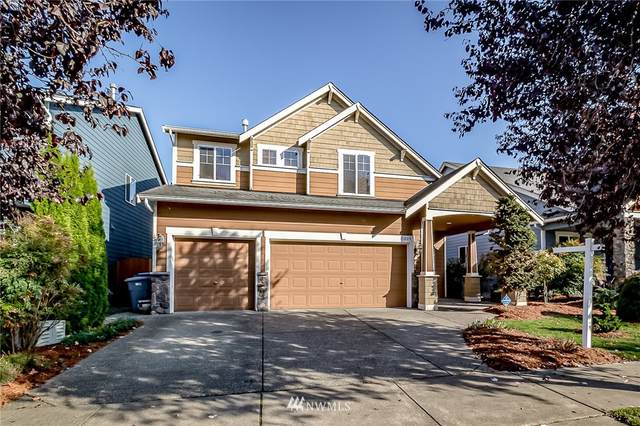 11809 57th Avenue NE, Marysville, WA 98271 (#1672958) :: The Robinett Group