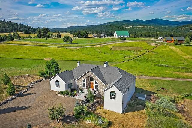 16716 N Madison Road, Mead, WA 99021 (#1673020) :: Lucas Pinto Real Estate Group