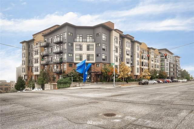 1501 Tacoma Avenue S #406, Tacoma, WA 98402 (#1673090) :: Icon Real Estate Group