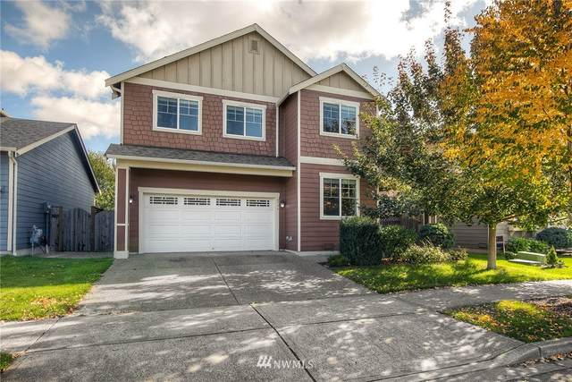 6746 Bailey Street SE, Lacey, WA 98513 (#1673212) :: Ben Kinney Real Estate Team