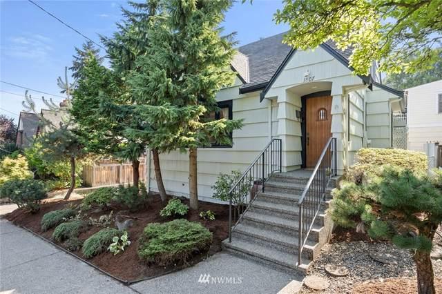1807 NE 80th Street, Seattle, WA 98115 (#1673297) :: Beach & Blvd Real Estate Group