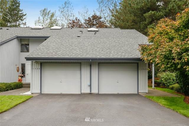 11522 SE 173rd Street #48, Renton, WA 98055 (#1673468) :: The Robinett Group