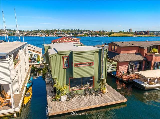 2466 Westlake Avenue N #3, Seattle, WA 98109 (#1673501) :: Ben Kinney Real Estate Team