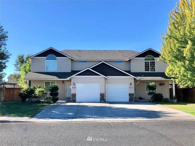3521 W Sage Road, Moses Lake, WA 98837 (#1673548) :: NW Home Experts