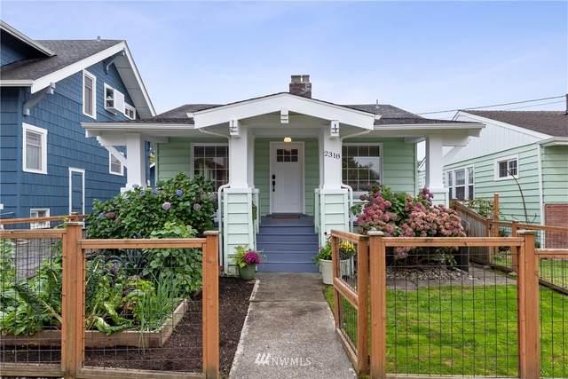 2318 25th Street, Everett, WA 98201 (#1673630) :: Mike & Sandi Nelson Real Estate
