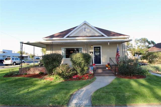 901 S Columbia Street, Ritzville, WA 99169 (#1673731) :: The Shiflett Group