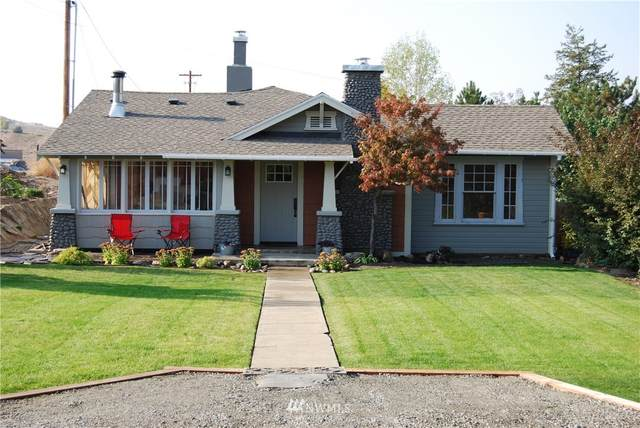 248 3ST E, Tonasket, WA 98855 (#1673820) :: Mike & Sandi Nelson Real Estate