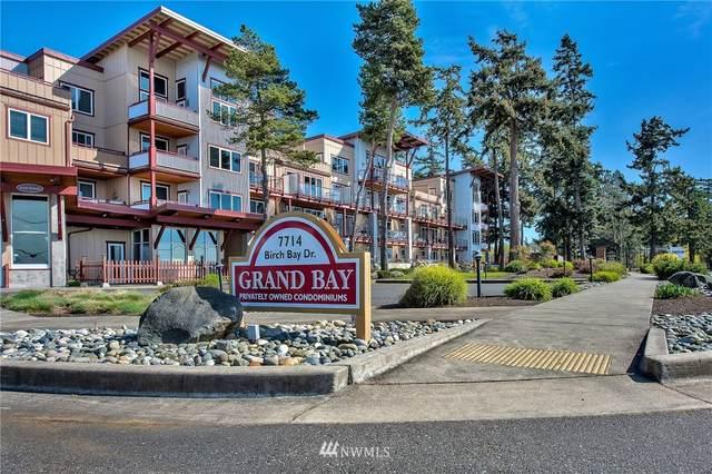 7714 Birch Bay Drive #105, Blaine, WA 98230 (#1673860) :: Pickett Street Properties