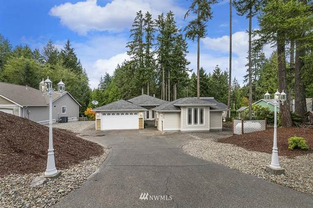 650 E Lakeshore Drive, Allyn, WA 98524 (#1673926) :: Mike & Sandi Nelson Real Estate