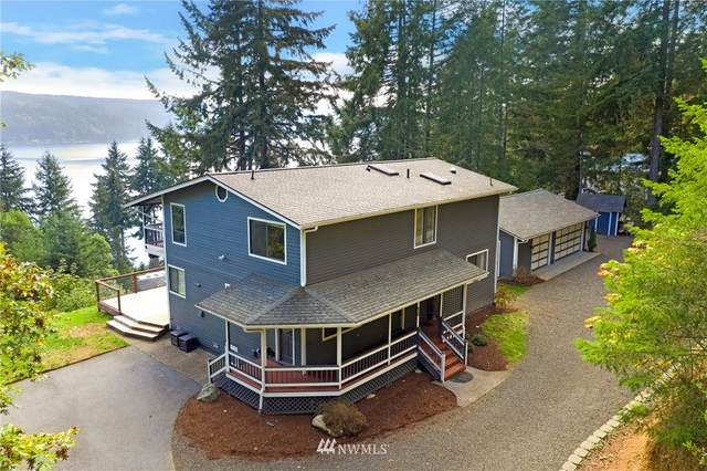 50 NE Alta Vista Drive, Belfair, WA 98528 (#1673963) :: Ben Kinney Real Estate Team