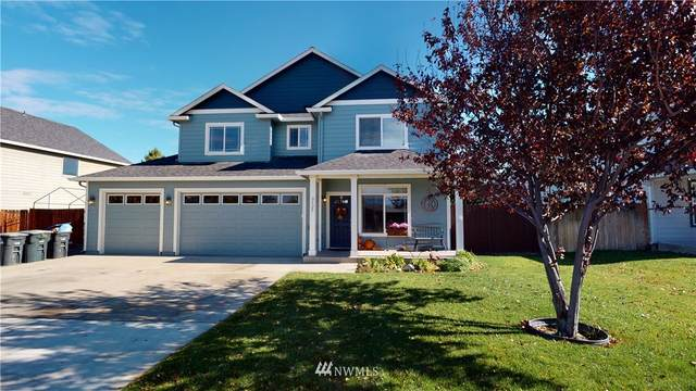 3727 W Lakeshore Drive, Moses Lake, WA 98837 (#1674058) :: Lucas Pinto Real Estate Group